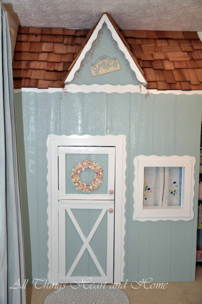 Ordinaire Closet Play House!