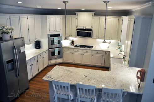 Kitchen Remodel Before & After! - All Things Heart and Home