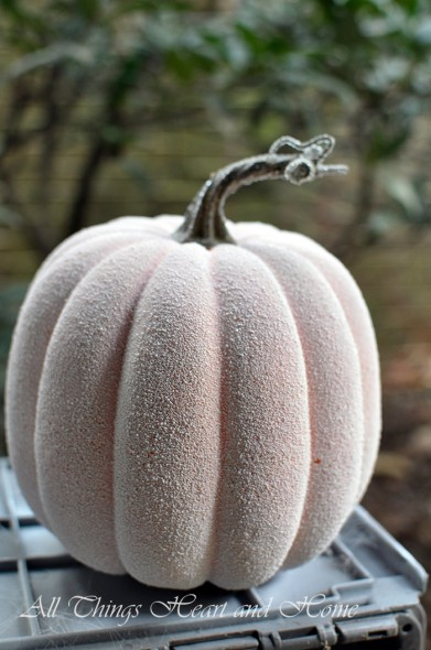 Diy Dollar Store Pumpkins All Things Heart And Home