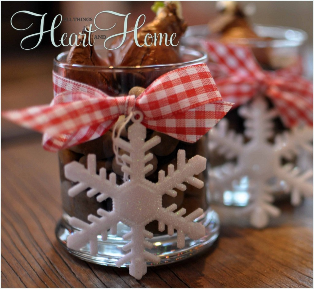 Christmas Party Favor Ideas Part - 46: All Things Heart And Home