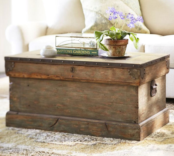 Staging Your Coffee Table For Spring