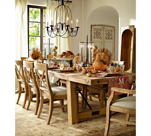 Armonk Chandelier From Pottery Barn