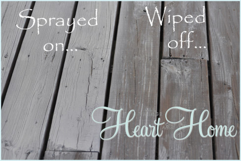White Washed Floors! - All Things Heart and Home