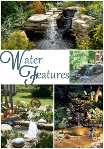 Waterfalls & Water Features