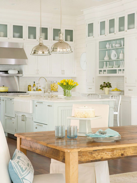 White Kitchen Love All Things Heart And Home