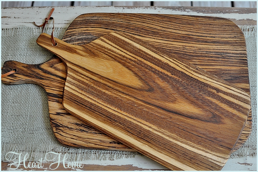 Wooden Cheese Boards ~ Diy bread and cheese board all things heart home