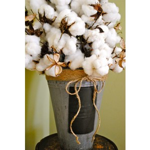 fall decorating with fall branches