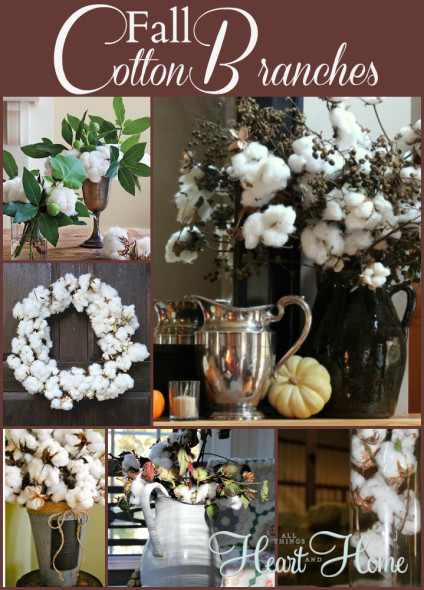 Fall Decorating With Natural Elements All Things Heart And Home
