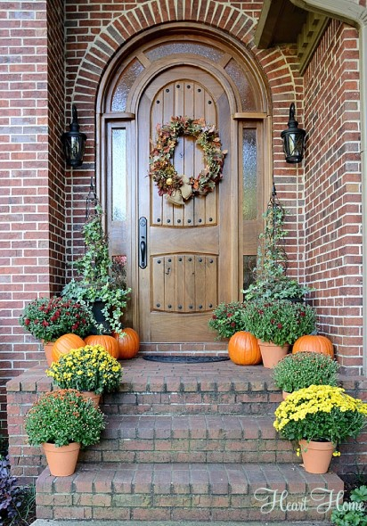 Finding Fall Home Tour