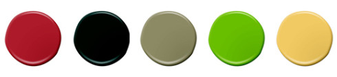 2014 Behr Color Trends