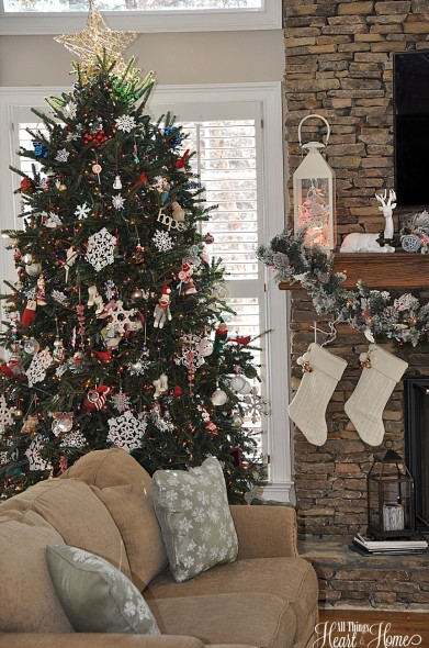All Things Heart and Home: Christmas decor
