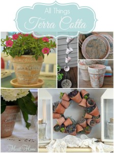 All Things Terra Cotta!