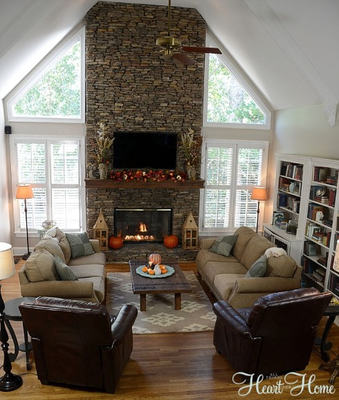 Savvy southern style my favorite room all things heart for Things in a living room