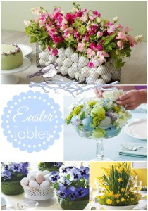 Easter Ideas…the table