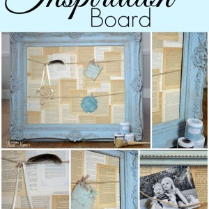 Decoart Chalky Finish Paint Inspiration Board