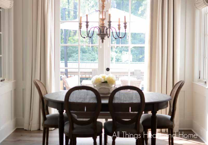 Rustic french country style all things heart and home - What is french country style ...