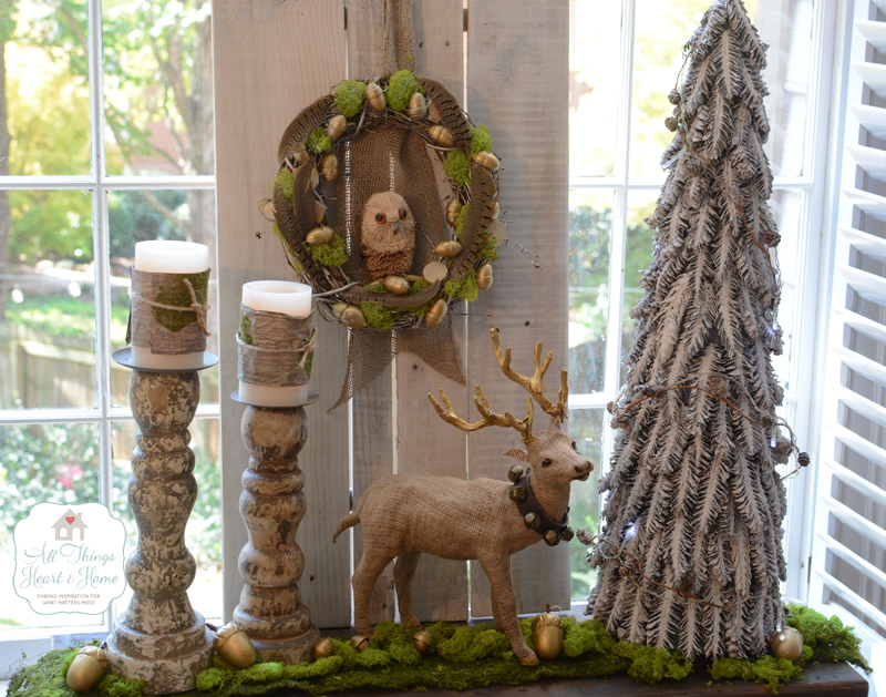 Woodland Christmas - All Things Heart and Home