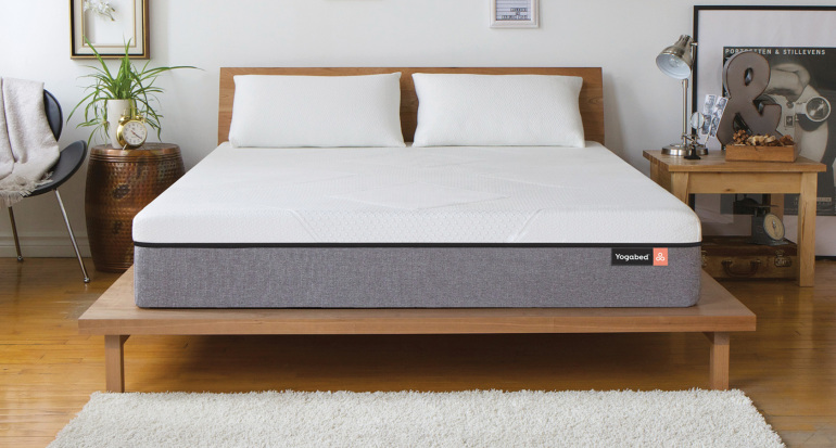 platform bed mattress reviews 2