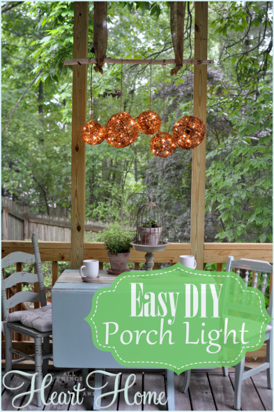 ~Easy Porch Light~