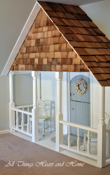 ~Indoor-Closet Playhouse~