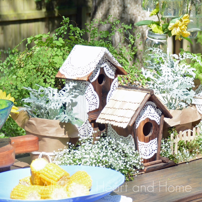 Garden Party-Gatherings For Heart & Home