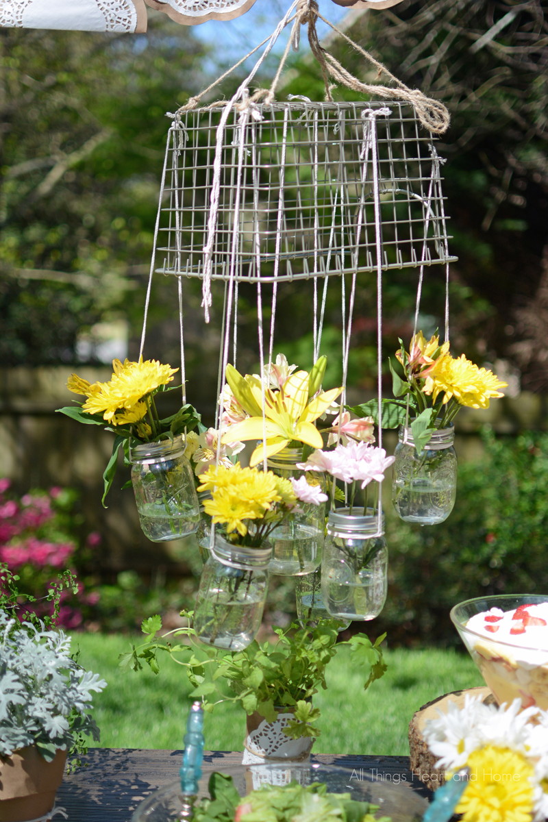 Garden Party Gatherings For Heart Amp Home All Things