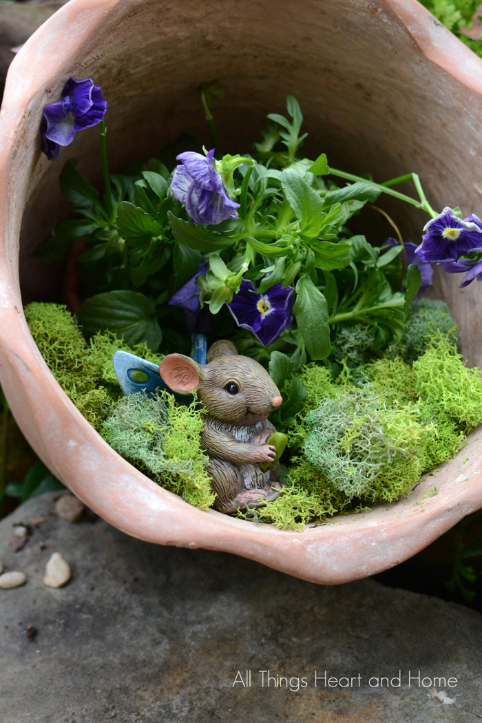 fairy garden all things heart and home