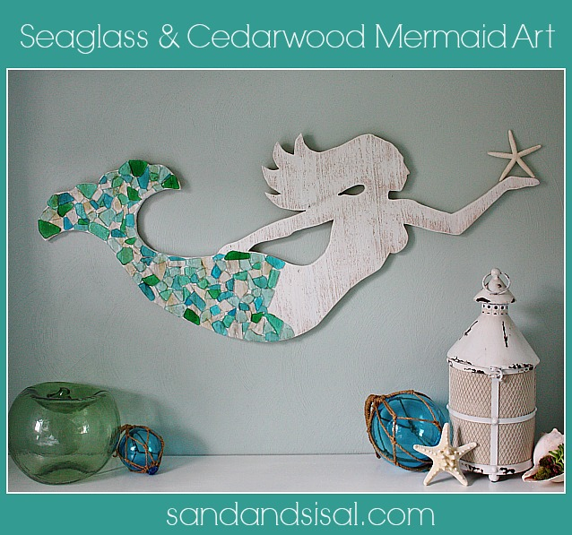 Seaglass-and-Cedar-Mermaid-Art
