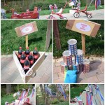 easy backyard games