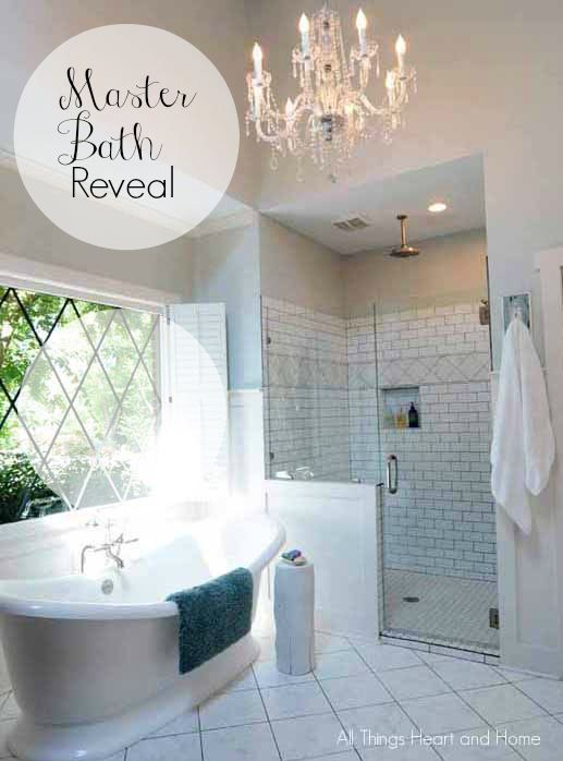 Bathroom Things: All Things Heart And Home