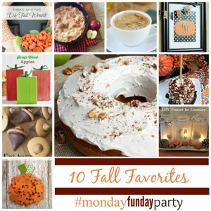 Fall Crafts and Recipes!
