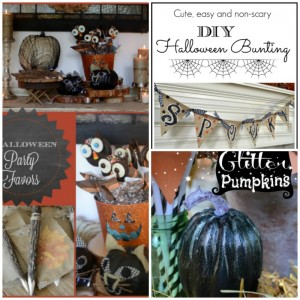 Halloween Crafts for Kids and Monday Funday!