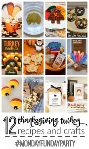12 Thanksgiving Turkey Recipes & Crafts!