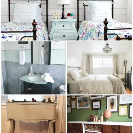 Five Fab Makeovers