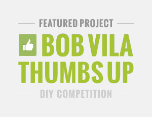 Featured with Bob Vila