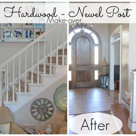 stair makeover
