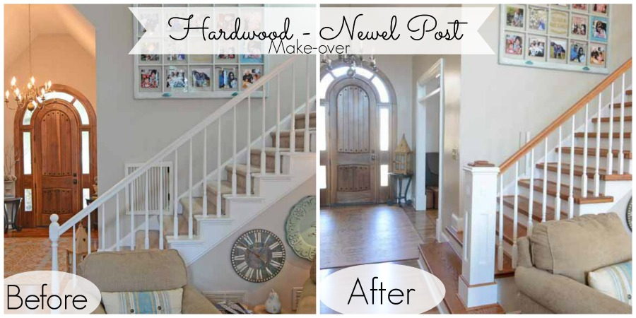 ... Stair Makeover