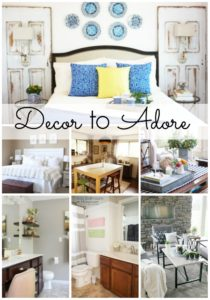 Decor to Adore
