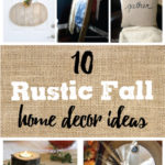 rustic projects