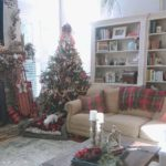 Christmas in the living room