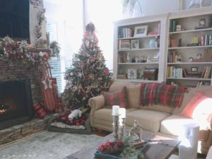 Christmas in the Living Room & Missing Christmas