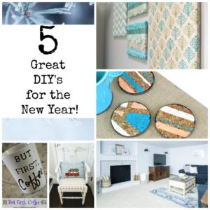 DIY's for the New Year