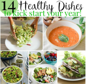 Healthy Recipe Ideas for the New Year