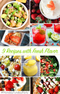 Recipes Fresh With Flavor