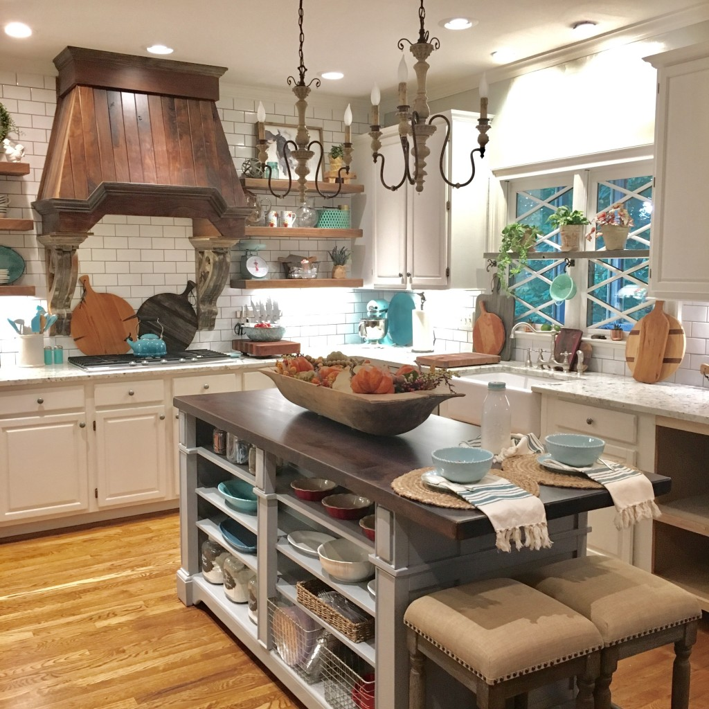Kitchen Renovation Youtube: All Things Heart And Home