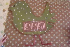 Bird Magnets! Fun and Easy!