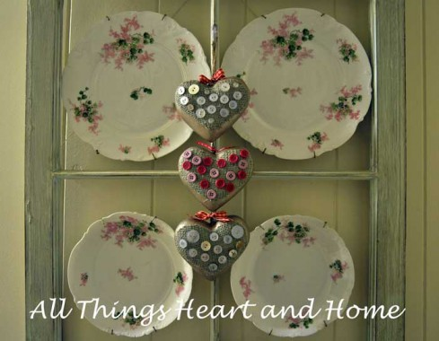 Burlap-and-Button-Hearts