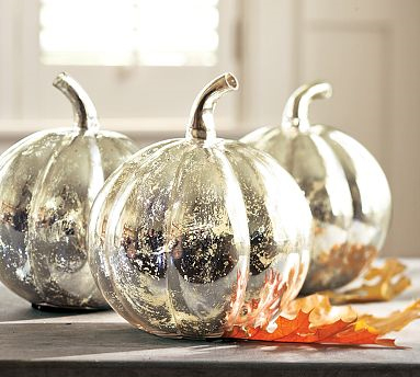 pottery barn pumpkins