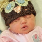 diy owl baby hat