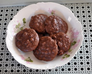 sugar free chocolate cookies